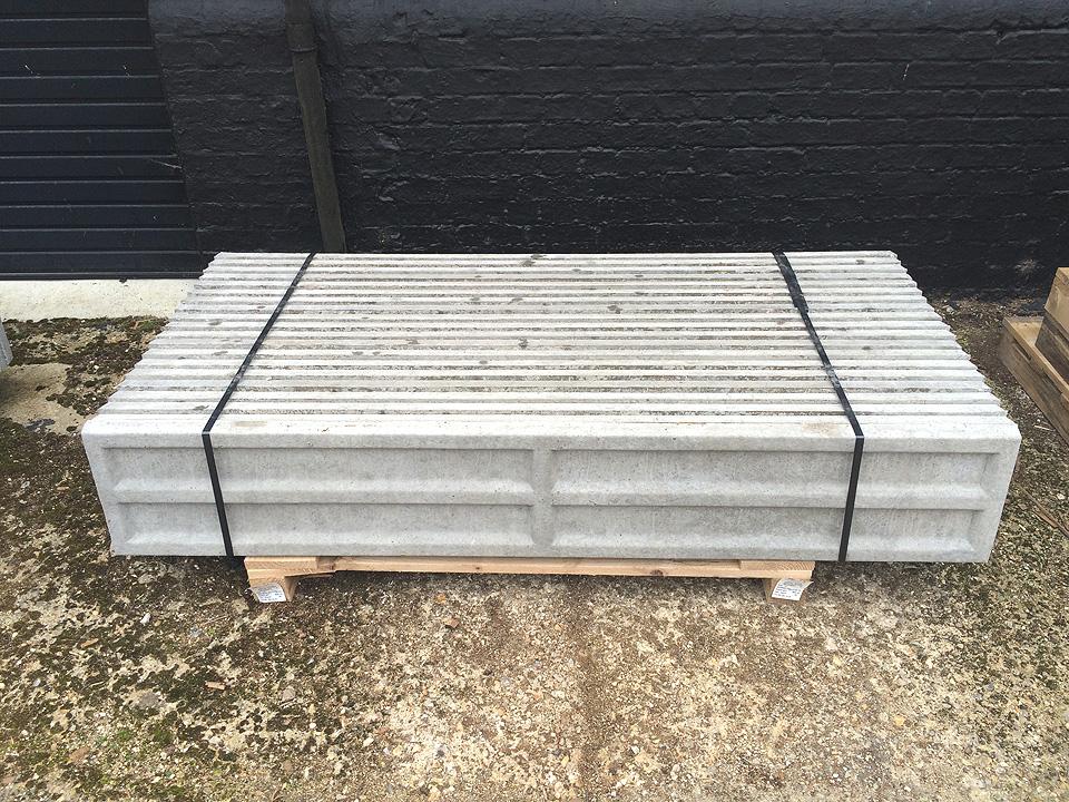 12in Concrete Gravel Boards